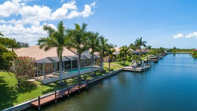 Photo for SW Cape Coral waterfront - more than a place to live - it's a way to live