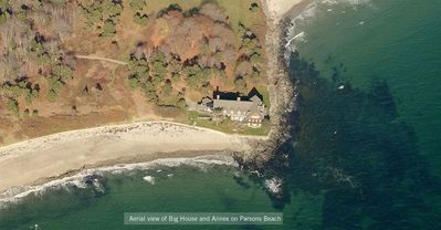 Photo for Elegant Family Estate on Very Private Two Mile Beach.