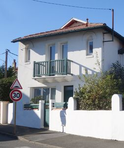 Photo for BIARRITZ, HOUSE 6p - BEACH OF THE CÔTE DES BASQUES - Beaurivage area