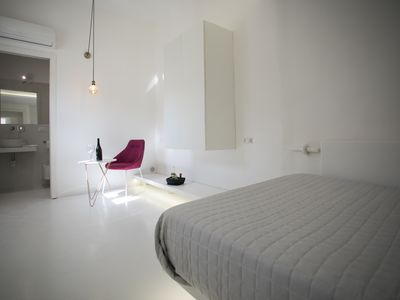 Photo for Ortigia Casa Fab Double Room with exclusive terrace