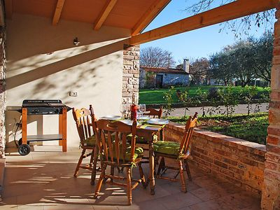 Photo for 1BR Villa Vacation Rental in Umag