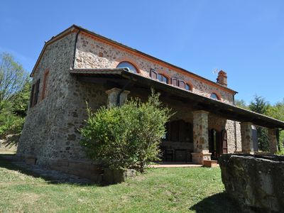 Photo for Authentic Massa Marittima Get Away 220 sqm in the Tuscan countryside