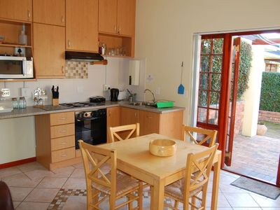Photo for 3 Bedroom 2 Bathroom Holiday House Constantia Cape Town for 3-6 or 7/8