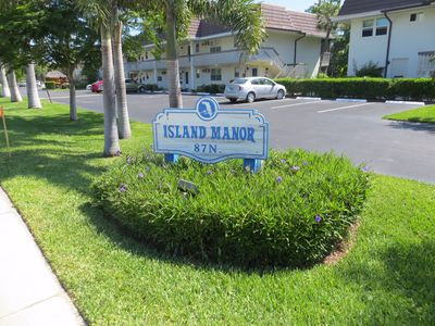 Photo for Island Manor - Across from Resident's Beach - Available March/April 2020