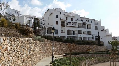 Photo for Stylish 3 bed air conditioned apartment (Sleeps 5/6) in old town Frigiliana