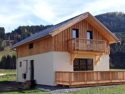 Photo for 5-star chalet with wellness area and magnificent view of the mountains.