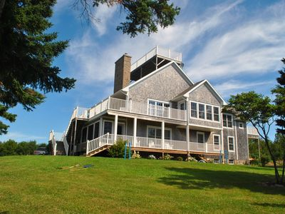 Photo for LUXURY HOME WITH GUEST HOUSE ON ACADIAN ISLAND ESTATE