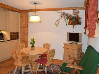 Photo for Apartment in the center of Samedan with Lift, Parking, Washing machine (62851)