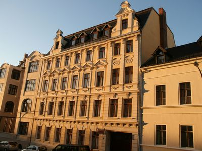 Photo for Haus Gründerzeit - generous with period features near the old town