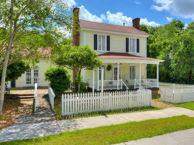 Completely renovated - Old World Charm @ the Little Yellow House on York