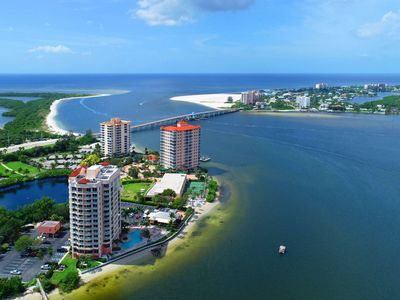 Photo for Newly Listed! Gorgeous Estero Bay Views! Beach Gear, No Resort Fees, Free Parking & Free WiFi!