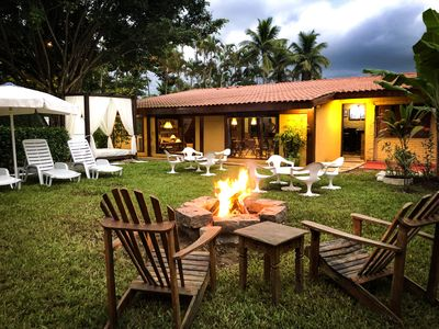 Photo for Suites only 50m from the beach of Pernambuco