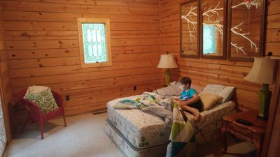 Photo for Alpine Helen Cabin On The Chatahoochee