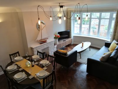 Photo for Spacious & modern two bedroom Maisonette Apartment