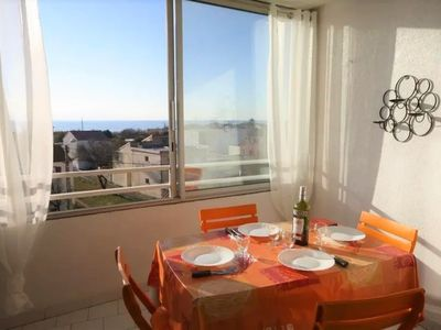 Photo for 1BR Apartment Vacation Rental in FRONTIGNAN