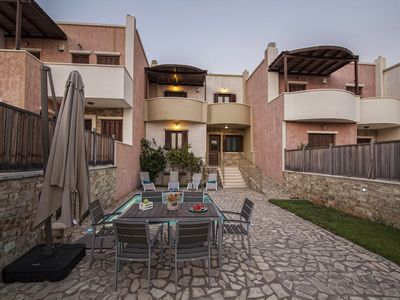 Photo for Villa Pearl 6A invites you to explore Crete - Four Bedroom Villa, Sleeps 7