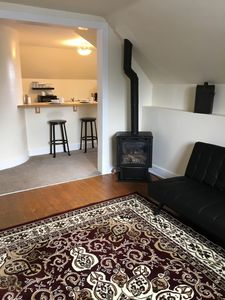 Photo for Cozy and Clean Upstairs Apartment in Downtown Bozeman