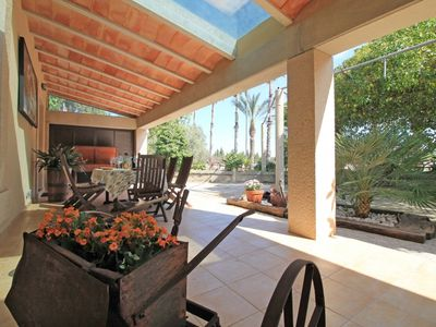 Photo for 2 bedroom Villa, sleeps 5 in Selva with Air Con and WiFi