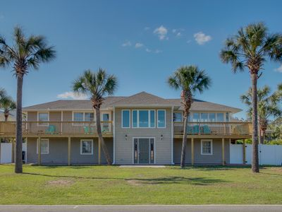 Photo for New Renovations!!  2nd Row, Beach House w/private pool & hot tub