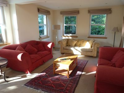 Photo for The Cupar House. Bright and spacious home/garden.