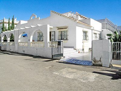 Photo for Spacious private semi-detached Villa with communal pool