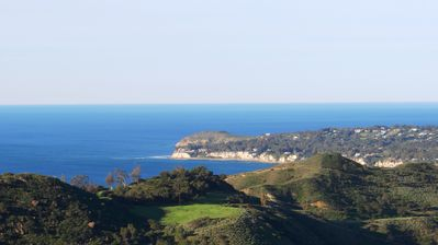 Photo for Sweeping Ocean Views from Malibu Home w/Privacy! Close to Beach! Super Reviews