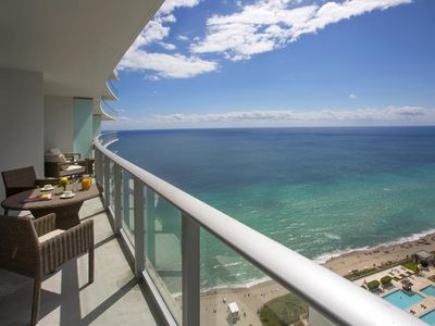 Photo for Luxurious Ocean view 2 Bedroom apartment on the Beach!!!