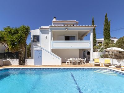 Photo for Casa Galo, 3 bedroom villa, AC, large pool