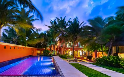 Photo for Top Vacation Rental - 6 Bedroom Beachfront Vacation Home with Private Chef