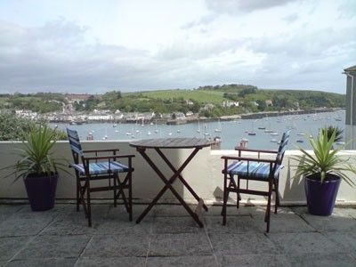 Photo for Family And Dog Friendly Apartment With Stunning Sea Views in Falmouth, Cornwall