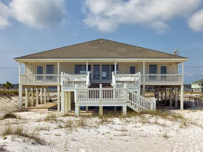 Photo for The Beach is Calling! 4 Bedroom 4 Bath Home only footsteps from white sands.