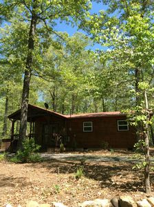 Photo for 10% Discount on Week Long Reservation-Cabin On Lake Blue Ridge In N. GA. MTS.