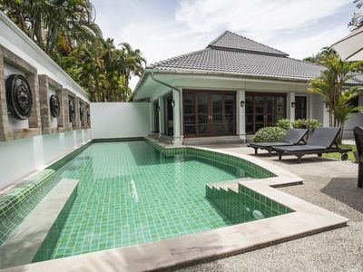 Photo for Beautiful Courtyard Villa in Phuket