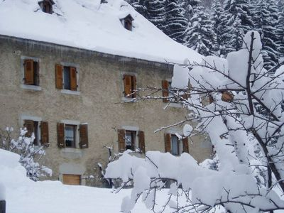 Photo for RENTAL PROPERTY IN BEAUTIFUL SAVOYARDE