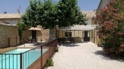 Photo for Holiday house in Provence air-conditioned