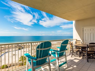 Photo for Bama Breeze, Beachfront Condo at Luxury Resort, Onsite Dining!