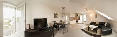 Photo for Apartment / app. for 6 guests with 60m² in Fehmarn OT Bisdorf (11070)