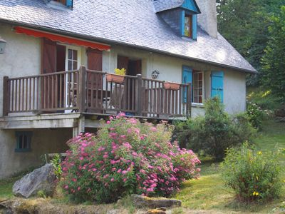 Photo for Mountain cottage in the heart of the Pyrenees