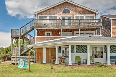 Experience the best of Nags Head at this 5-bedroom, 4-bath vacation rental home!