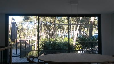 Photo for Cap Ferret new villa, 170 m2, overview Basin 5 minutes from the beach