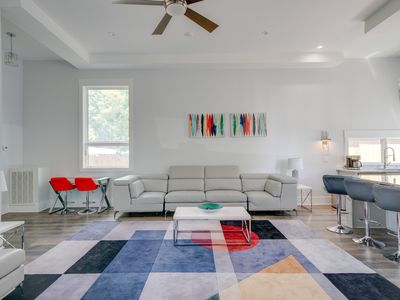 Photo for Amazing modern spacious house- rooftop deck at 12th south / Gulch downtown view