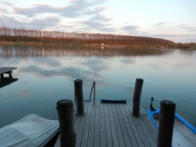 Photo for Pure relaxation on Hainer lake near Leipzig