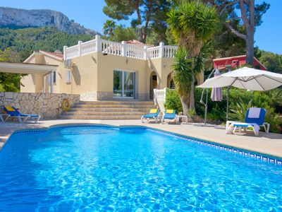 Photo for Vacation home La Marquesa in Dénia - 7 persons, 3 bedrooms