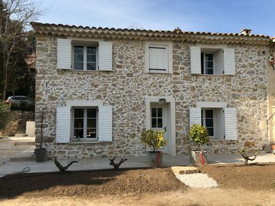 Photo for Mas / Villa of 130m ² located in the heart of hamlet, any comfort