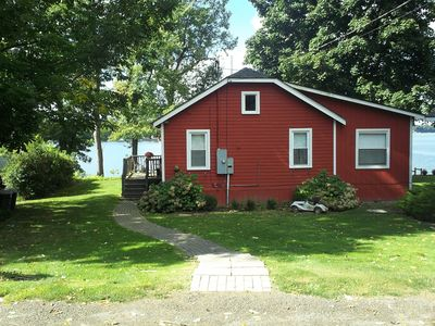 Photo for Red Cottage On Sodus Bay-Sleeps 6