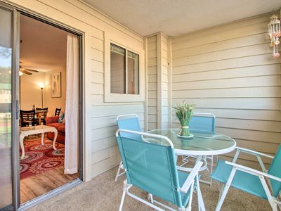 Photo for NEW! Family-Friendly Condo w/ Pool, Tennis Courts!