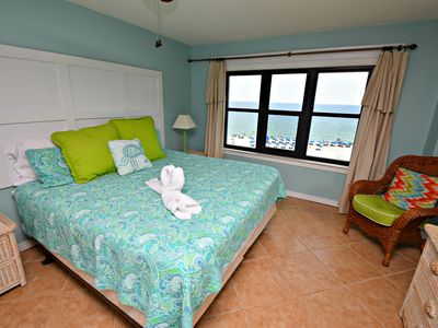 Photo for Harbour Place 512 - The view from your balcony is fantastic!! Book Now For Summer!