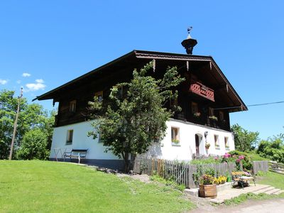 Photo for Surpisingly modern appartment on a traditional hillside working farm.