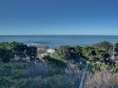 Photo for Relax & enjoy the stunning views from this Depoe Bay home w/ sleeping for 8!