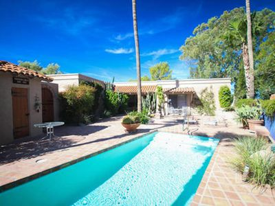 Photo for Private Casita in the Boulders with Private Pool